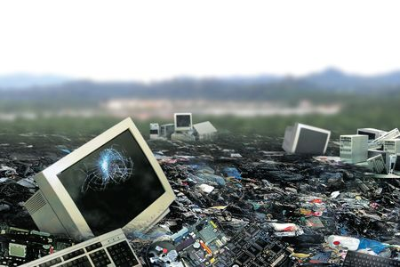 What is the E-waste And Electronic Waste Risk?