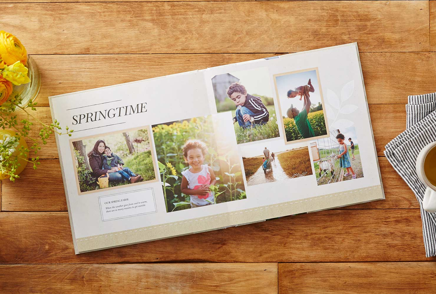 Preserving Memories Through Photobooks