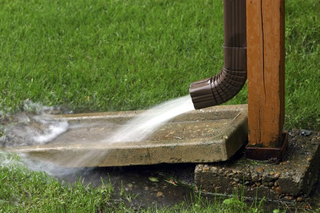 How Can You Improve Downspout Drainage?